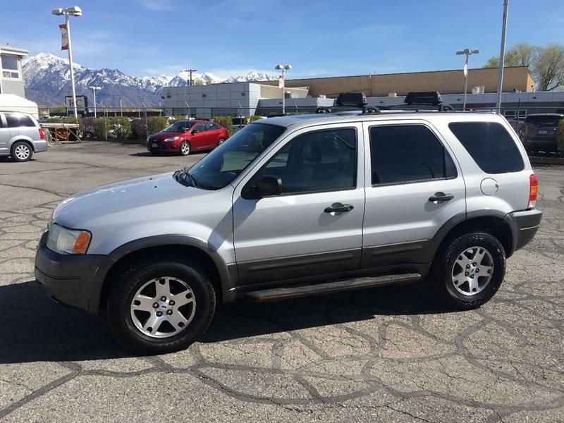 2003 Ford Escape XLT Popular 2 4WD 4dr SUV - Salt Lake City UT