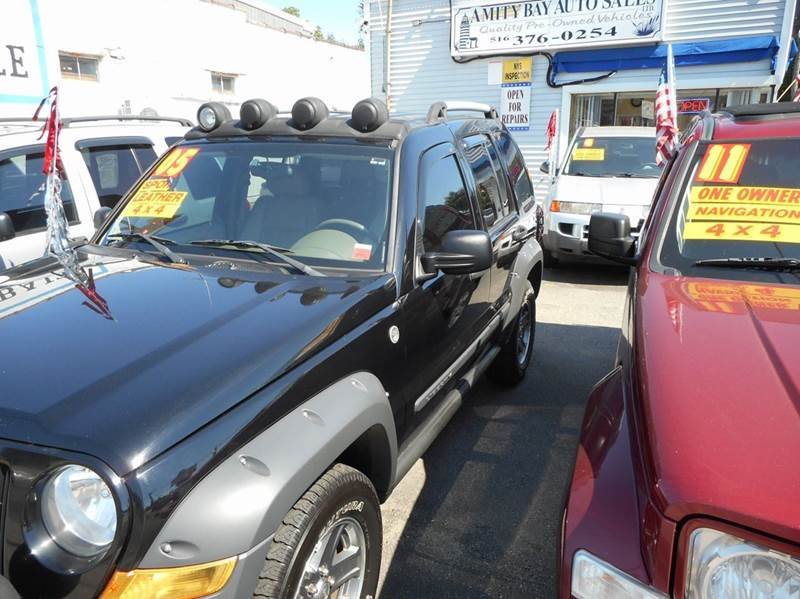 2005 Jeep Liberty Renegade 4WD 4dr SUV - Amityville NY