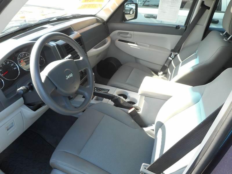 2008 Jeep Liberty 4x4 Sport 4dr SUV - Amityville NY