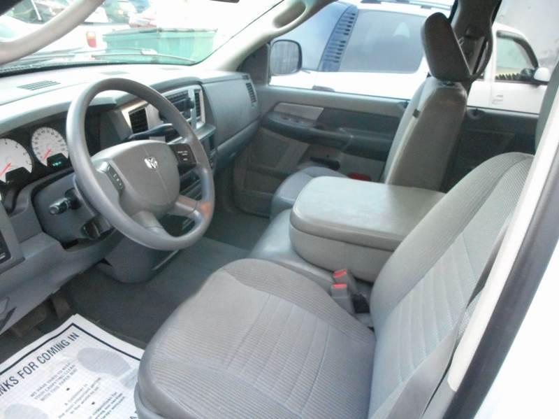 2008 Dodge Ram Pickup 1500 SLT 4dr Quad Cab 4WD SB - Amityville NY