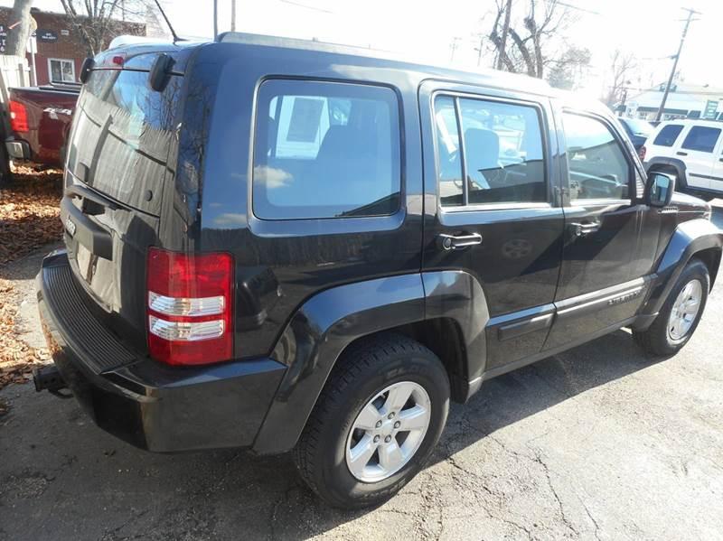 2009 Jeep Liberty 4x4 Sport 4dr SUV - Amityville NY
