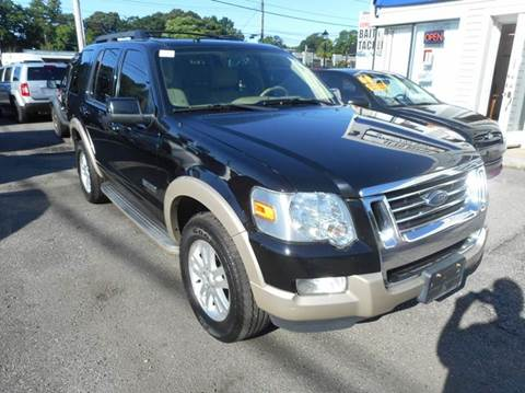 2008 Ford Explorer & Ford Used Cars Car Warranties For Sale Amityville Amity Bay Auto Sales markmcfarlin.com
