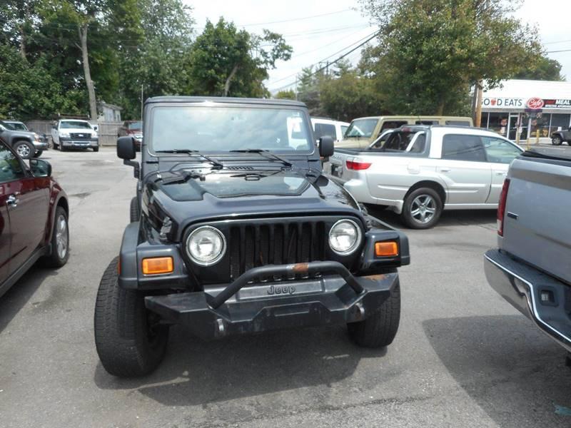 2006 Jeep Wrangler X 2dr SUV 4WD - Amityville NY