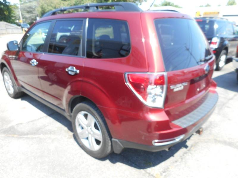 2009 Subaru Forester AWD 2.5 X Limited 4dr Wagon 4A w/Navigation - Amityville NY