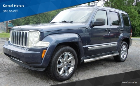 2008 Jeep Liberty for sale in Pine Grove, PA