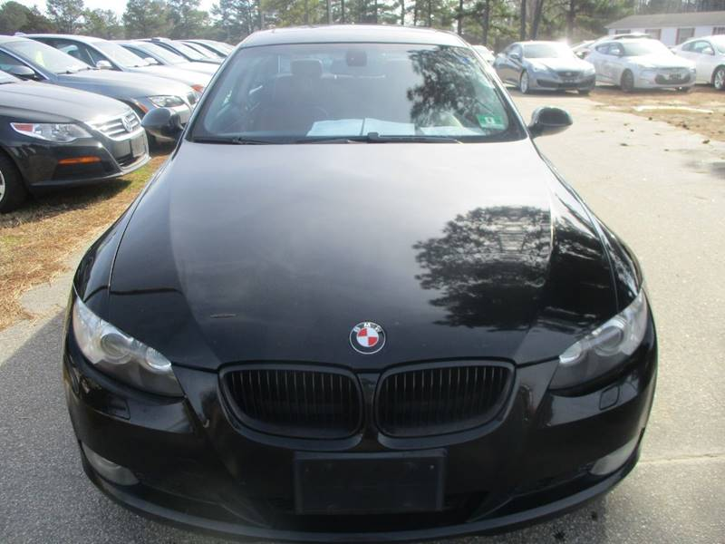 Bmw Series Xi AWD Dr Coupe In Raleigh NC Cardinal - 2007 bmw 3 series 328xi coupe