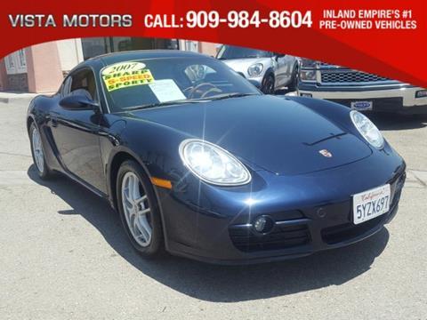 2007 Porsche Cayman for sale in Ontario, CA