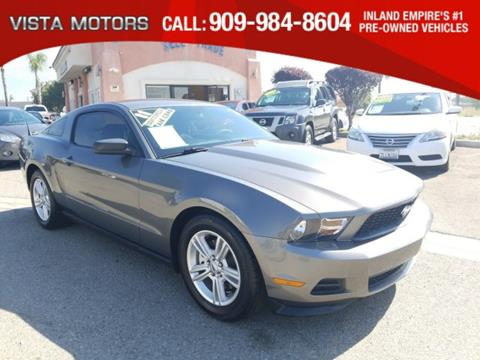 2011 Ford Mustang for sale in Ontario, CA