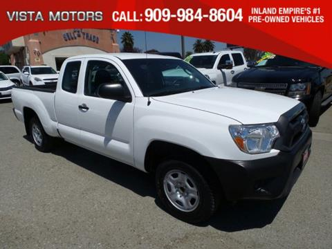 2015 Toyota Tacoma for sale in Ontario, CA
