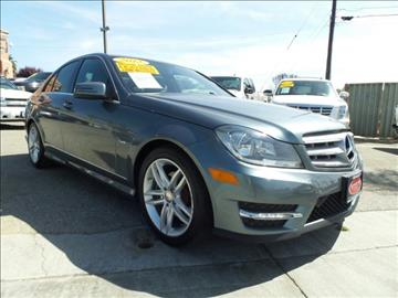 2012 Mercedes-Benz C-Class for sale in Ontario, CA