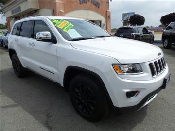 2016 Jeep Grand Cherokee for sale in Ontario, CA