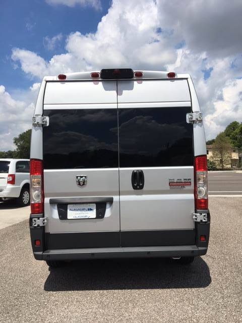 2017 RAM ProMaster Window 2500 159 WB 3dr High Roof Cargo Van - Lakeland FL