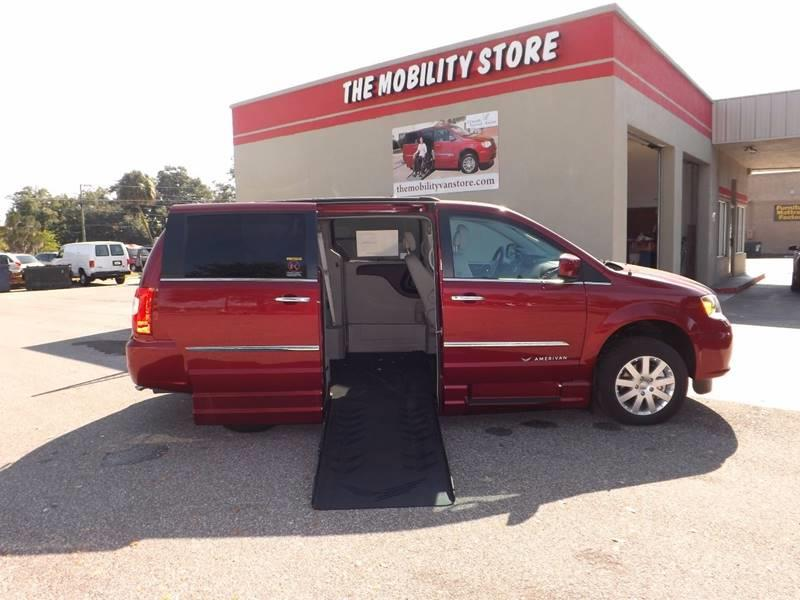 The mobility van store wheelchair vans lakeland fl dealer for Wheelchair accessible homes for sale in florida