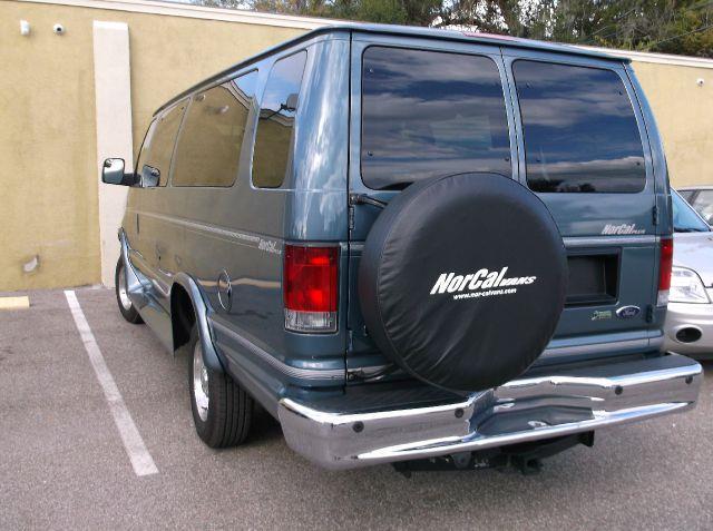 2012 Ford E 150 Norcal Braun Wheelchair Van In Lakeland Fl