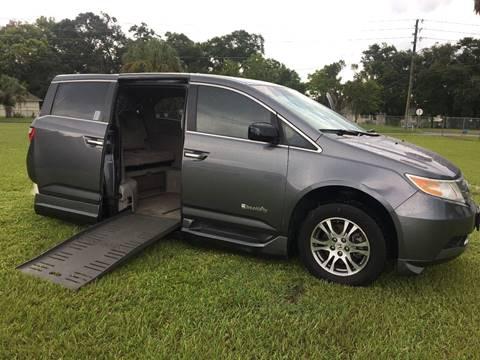 2011 Honda Odyssey for sale in Lakeland, FL