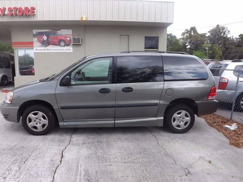 2004 ford freestar se 4dr mini van in lakeland fl the. Black Bedroom Furniture Sets. Home Design Ideas