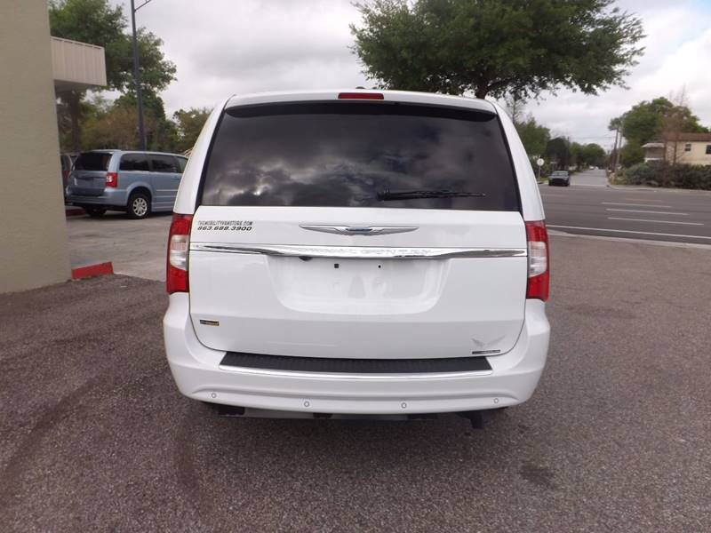 2015 chrysler town and country touring 4dr mini van in lakeland fl. Cars Review. Best American Auto & Cars Review