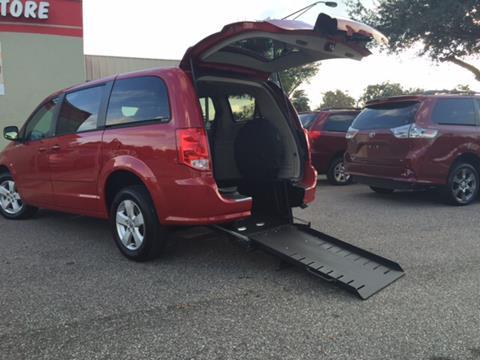 2013 Dodge Grand Caravan for sale in Lakeland, FL