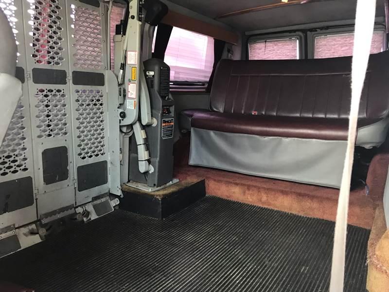 1998 Ford E-Series Cargo E-150 3dr Cargo - Lakeland FL