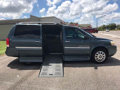 2007 Buick Terraza for sale in Lakeland, FL