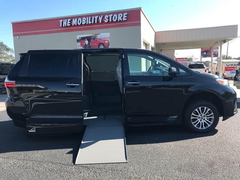 2020 Toyota Sienna XLE 8-Passenger 4dr Mini-Van - Lakeland FL