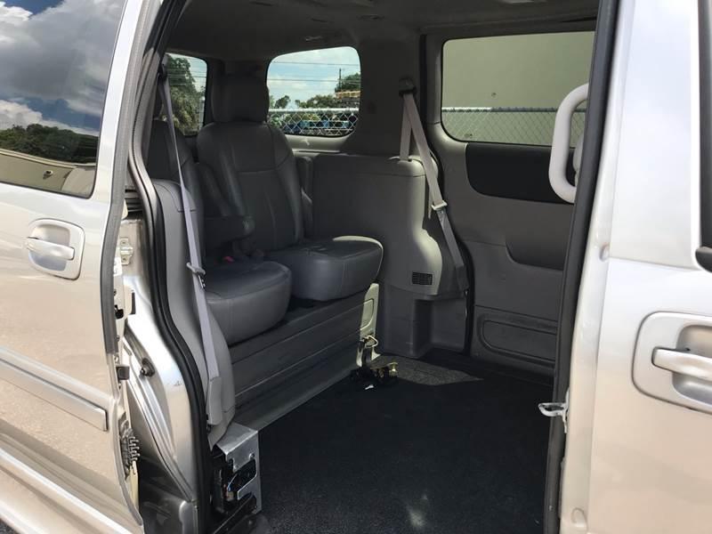 2007 Chevrolet Uplander 4dr Extended Cargo Mini-Van - Lakeland FL
