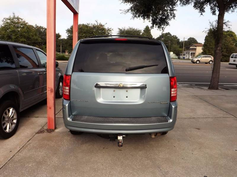 2010 chrysler town and country touring 4dr mini van in lakeland fl. Cars Review. Best American Auto & Cars Review