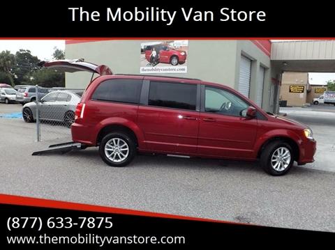 2014 Dodge Grand Caravan for sale in Lakeland, FL