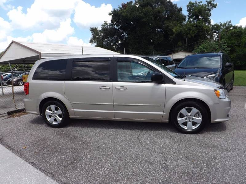 2013 dodge grand caravan se 4dr mini van in lakeland fl. Black Bedroom Furniture Sets. Home Design Ideas