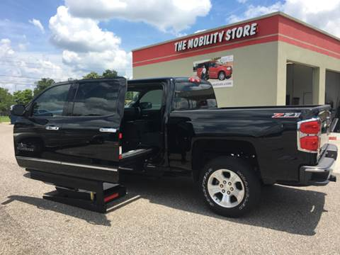 2014 Chevrolet Silverado 1500 for sale at The Mobility Van Store in Lakeland FL