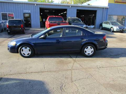 2005 Dodge Stratus for sale in Milwaukee, WI