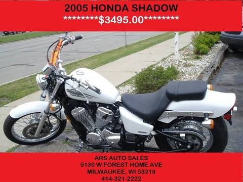 2005 Honda Shadow for sale in Milwaukee, WI