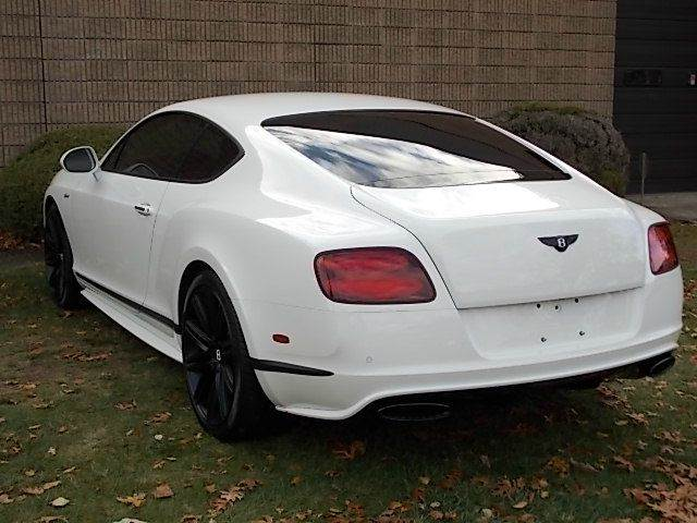 2015 Bentley Continental Gt Speed AWD 2dr Coupe In Warwick RI ...