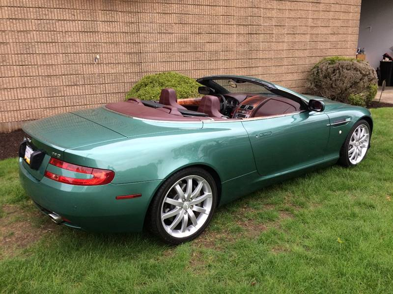 aston martin db9 convertible. contact aston martin db9 convertible n