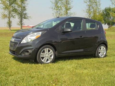 2013 Chevrolet Spark for sale in Tremont, IL