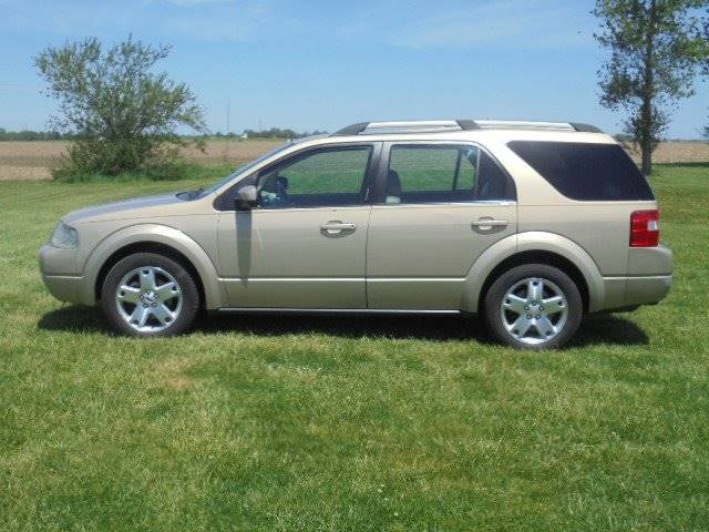 2007 Ford Freestyle Limited 4dr Wagon - Tremont IL