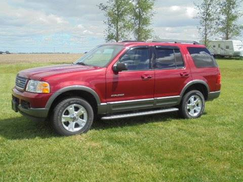 2005 Ford Explorer for sale in Tremont, IL