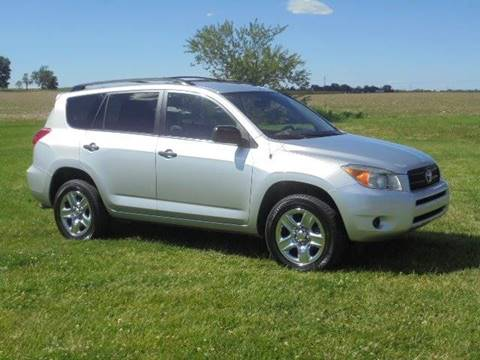 2008 Toyota RAV4 for sale in Tremont, IL