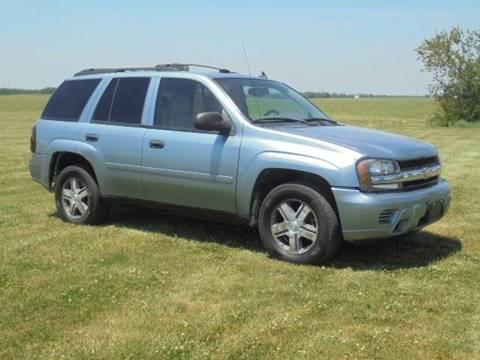 2006 Chevrolet TrailBlazer for sale in Tremont, IL