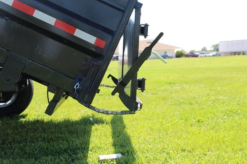 2017 Sure-Trac 12 Foot HD Low Profile Dump  - Tremont IL