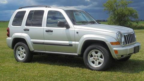 2007 Jeep Liberty for sale in Tremont, IL