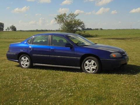 2005 Chevrolet Impala for sale in Tremont, IL