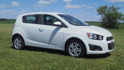 2012 Chevrolet Sonic for sale in Tremont, IL