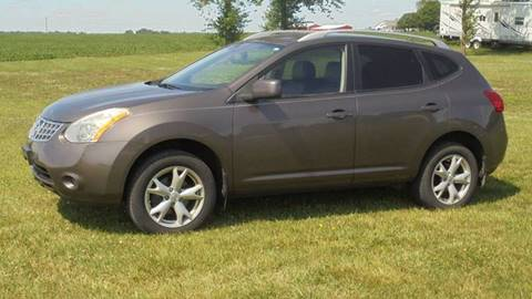 2008 Nissan Rogue for sale in Tremont, IL