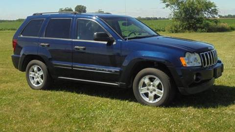2006 Jeep Grand Cherokee for sale in Tremont, IL