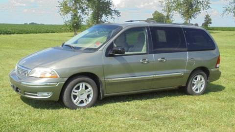 2001 Ford Windstar for sale in Tremont, IL