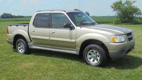 2001 Ford Explorer Sport Trac for sale in Tremont, IL