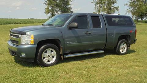 2008 Chevrolet Silverado 1500 for sale in Tremont, IL