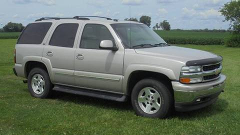 2005 Chevrolet Tahoe for sale in Tremont, IL