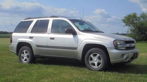 2005 Chevrolet TrailBlazer for sale in Tremont, IL